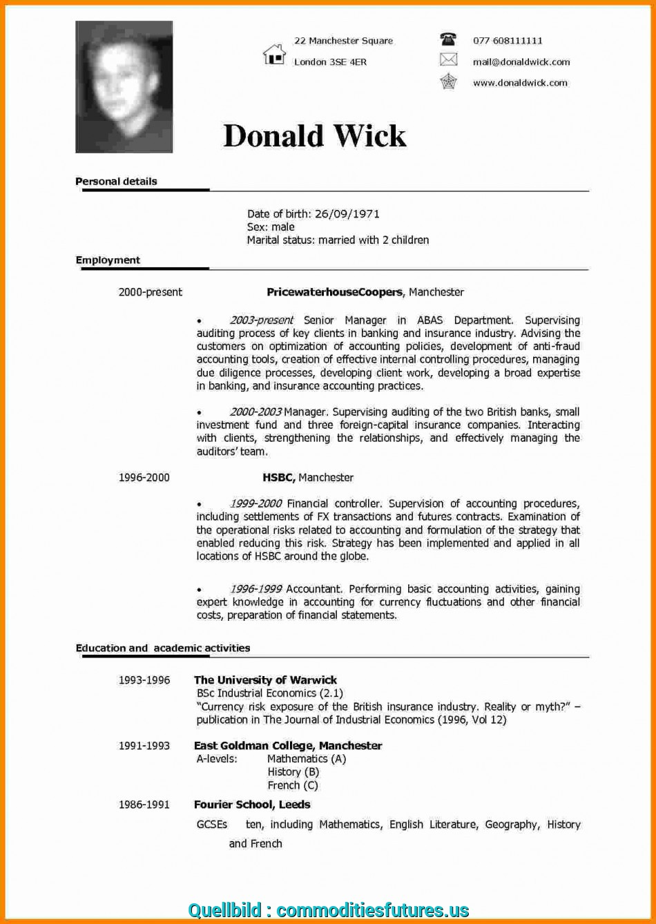 Experte Free Resumes Templates To Download. Free Resume Template ...