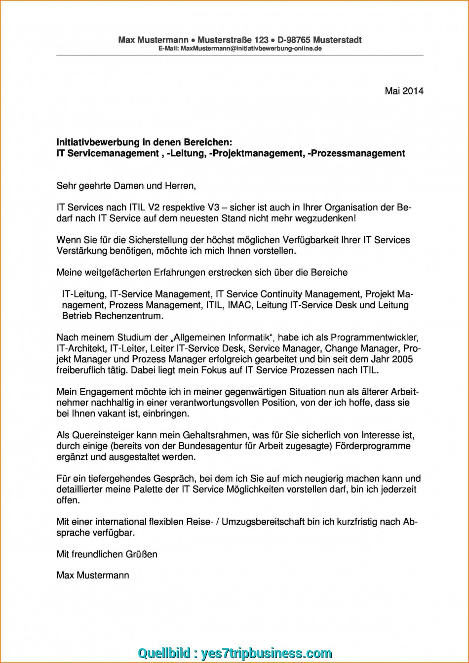 Positiv 18+ Initiativbewerbung Muster 2016, Yes7Tripbusiness, Initiativbewerbung Muster It
