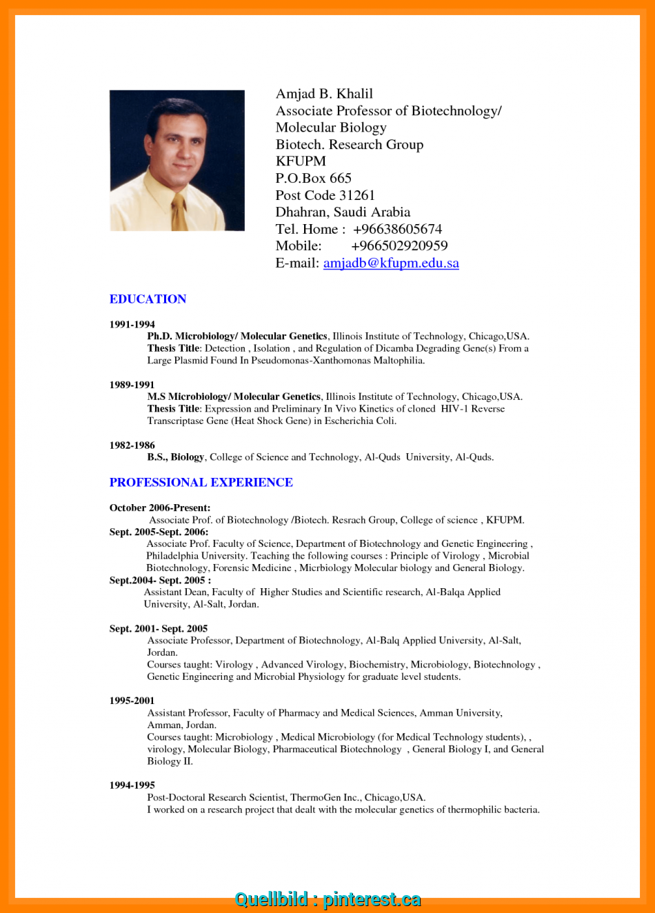 Gut Brilliant Ideas Of 9 Cv Sample, Charming Resume Format, File Download, Lebenslauf, Format