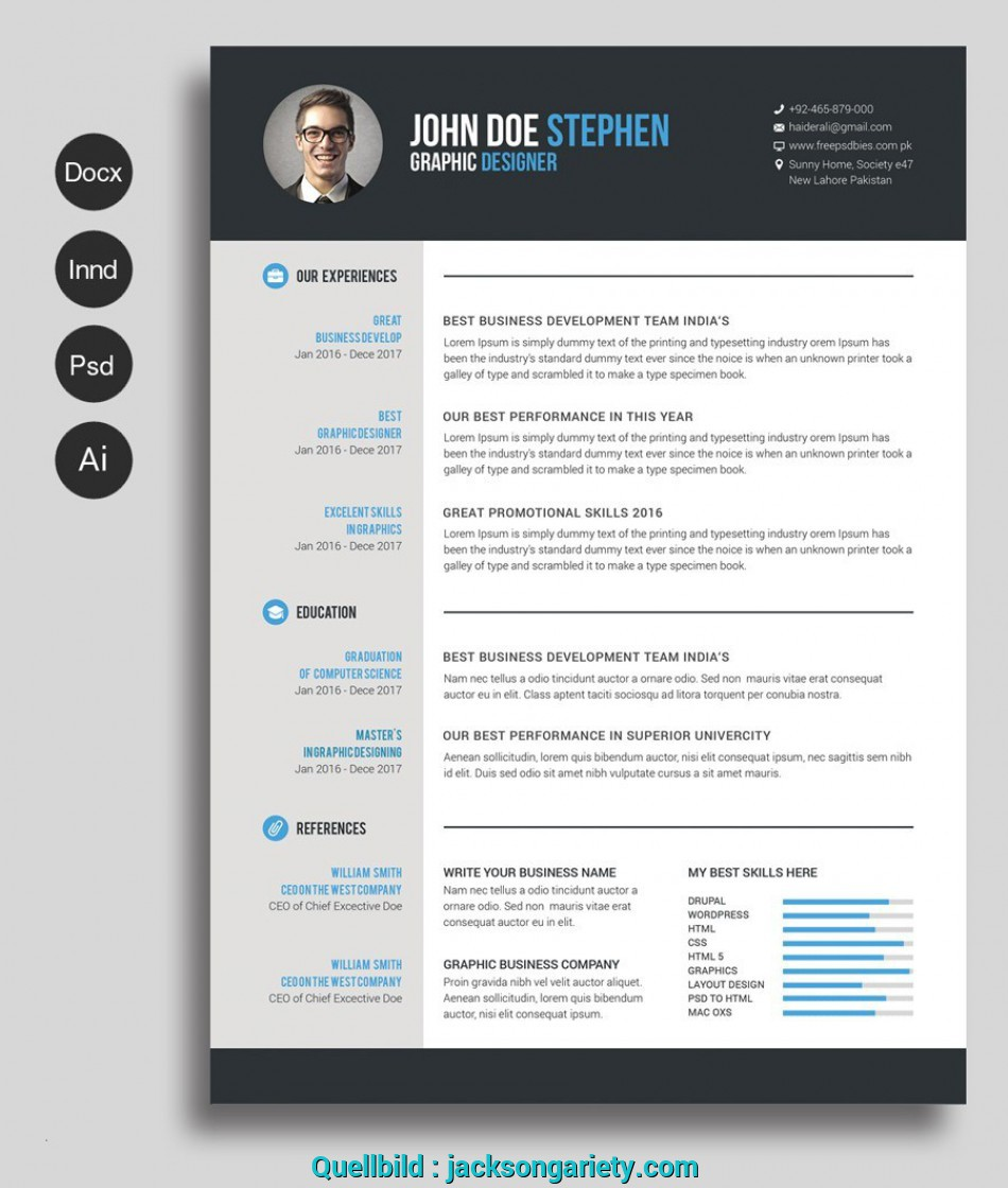 Einfach Resume Templates Word Download Lovely Template Pour Cv Word ...