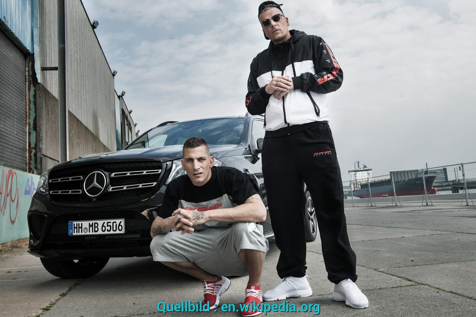 Original Gzuz, Bonez MC, Pusher Apparel.Jpg, Lebenslauf Lyrics Gzuz