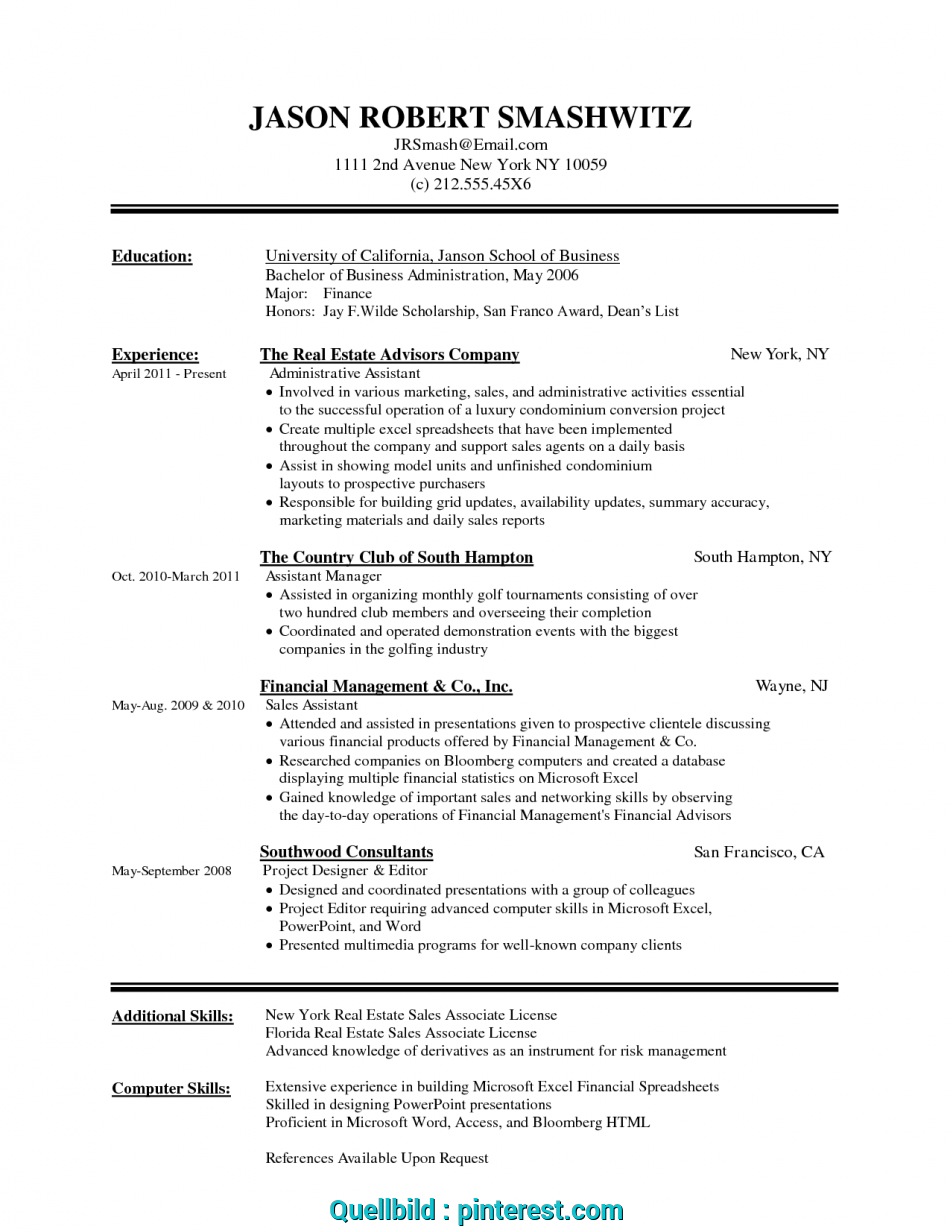 Resume Templates For Word 2010 | Perfekt Resume Format Free 3 Resume Templates Pinterest Resume