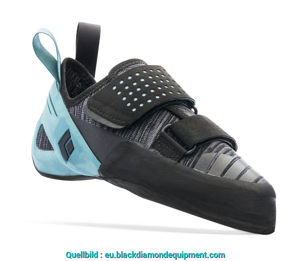 Perfekt Zone LV Climbing Shoes, Black Diamond Gear, Shoe 4, Online Bewerbung