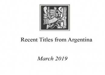 Perfekt Argentina Titles -- March 2019, American Bookstore Sa De Cv