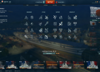 Primär My CV Captain Skills, General Game Discussion, World Of Warships, American Cv Captain Skills