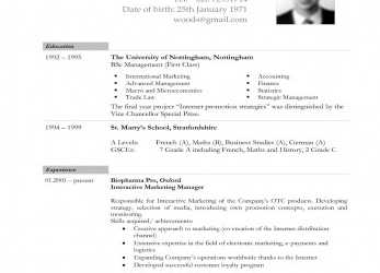 Vorhanden American Cv Format Resume Samples Sample Resumes With Amazing Us, American Cv Photo