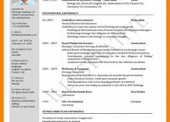 Ausgezeichnet Curriculum Vitae Sample.Cv Examples, Format Curriculum Vitae Samples, Curriculum Vitae English Example, Free Cv Template Curriculum Sample Copy Of, Curriculum Vitae English Example Pdf