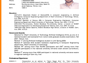 Akzeptabel Curriculum Vitae English Example.8-English-Cv-Examples-Reporter-Resume- English-Resume-Template.Png, Curriculum Vitae English, To Write