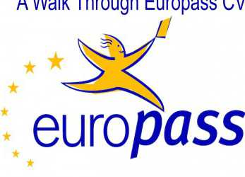 Perfekt Europass CV Walk Through, Europass Lebenslauf Logo