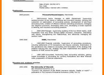 Original In-English-Vitae-English-Geocvcco-Cv-Form-In-Download-Resume-Examples -To-For-Cv-Cv-Example-In-English-Form-In-English-Download-1.Jpg, Example Cv English Banking