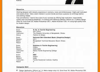 Prime Cv English Example.Cv In English Sample Vitae English Example Pdf, Example Of Cv In English