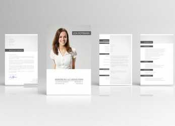 Neu 15+ Bewerbung Muster Layout, Thriller Doctor, Layout Cover Bewerbung
