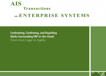 Prämie AIS Transactions On Enterprise Systems, Lebenslauf Bonez Download