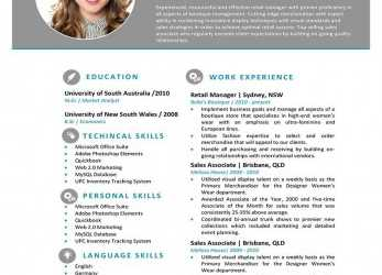 Qualifiziert 18 Free Resume Templates, Microsoft Word, Resume Template Ideas, Lebenslauf Design Microsoft Word