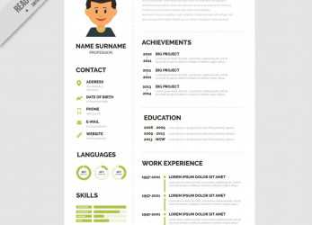Ausgezeichnet ..., Template Ideas Cv Templates Free Download Word, Unlimited Regarding Resume Superb Wondrous 2018 Modern, Lebenslauf Herunterladen Word