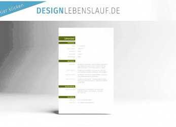 Briliant Lebenslauf Vorlage Design Für Word, Open Office, Lebenslauf Vorlage Word Office
