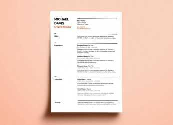 Positiv Google Docs Resume Templates:, Free Formats To Download (2019), Vorlage Lebenslauf Google Docs