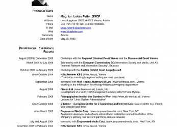 Erweitert American Resume Format 13 Moments That Basically, Up, American Cv Date Of Birth