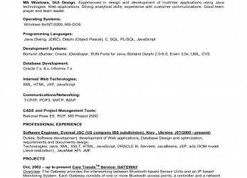 Erweitert Resume Format Qualifications , #Format #Qualifications #Resume #ResumeFormat, Curriculum Vitae Qualifications Sample