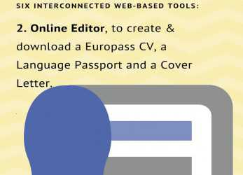 Detail The, Tool Is An Online Editor, Creating A #CV, A Language Passport Or A Cover Letter, Your Application.Pic.Twitter.Com/QQyKsHbGDt, Europass Online Editor Cv