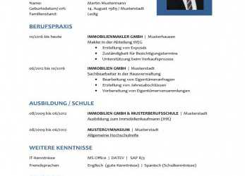 Experte 49 Placement Lebenslauf Muster Vorlage, Any Positions, Muster Lebenslauf, Foto